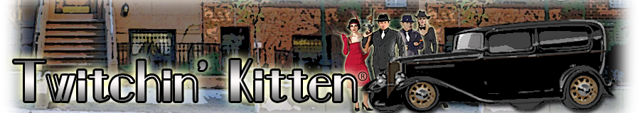 Twitchin Kitten - adult conversation community